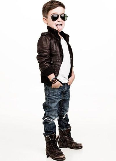 Alonso Mateo... Ian will dress just like him!