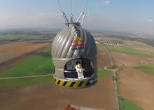 A Felix Baumgartner Lego mini-fig takes a death-defying leap from a Lego Stratos capsule... and survives. Read this article by Amanda Kooser on CNET. via @CNET