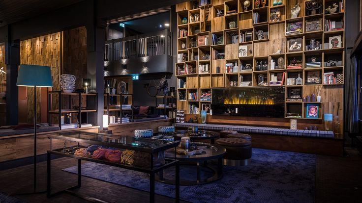 HUUS Gallery | Hotels in Switzerland | HUUS Hotel Gstaad