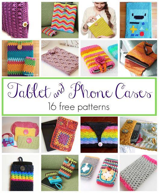 16 Pretty Tablet & Phone Cases! | Fiber Flux...Adventures in Stitching | Bloglovin'