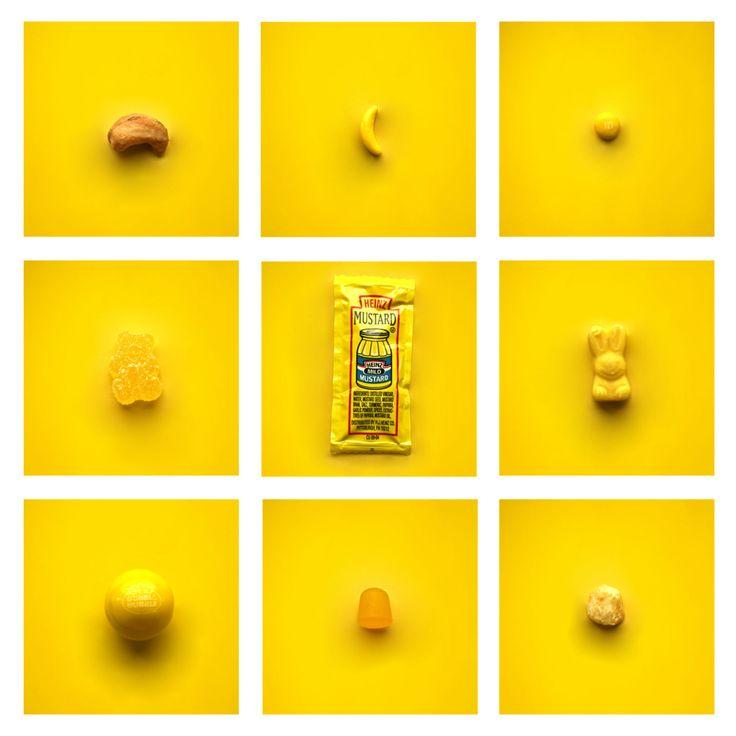 yellow typology