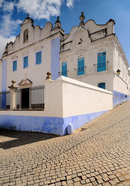 STREETS OF CAMPO MAIOR  Alentejo Portugal
