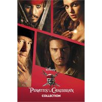 Pirates of the Caribbean Quadrilogy by Disney