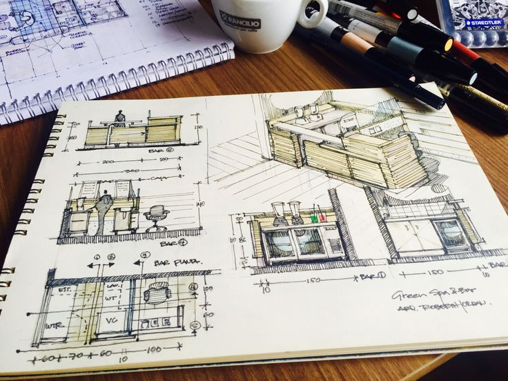 99 best Архитектура images on Pinterest Architecture, Architects - plan maison sketchup gratuit