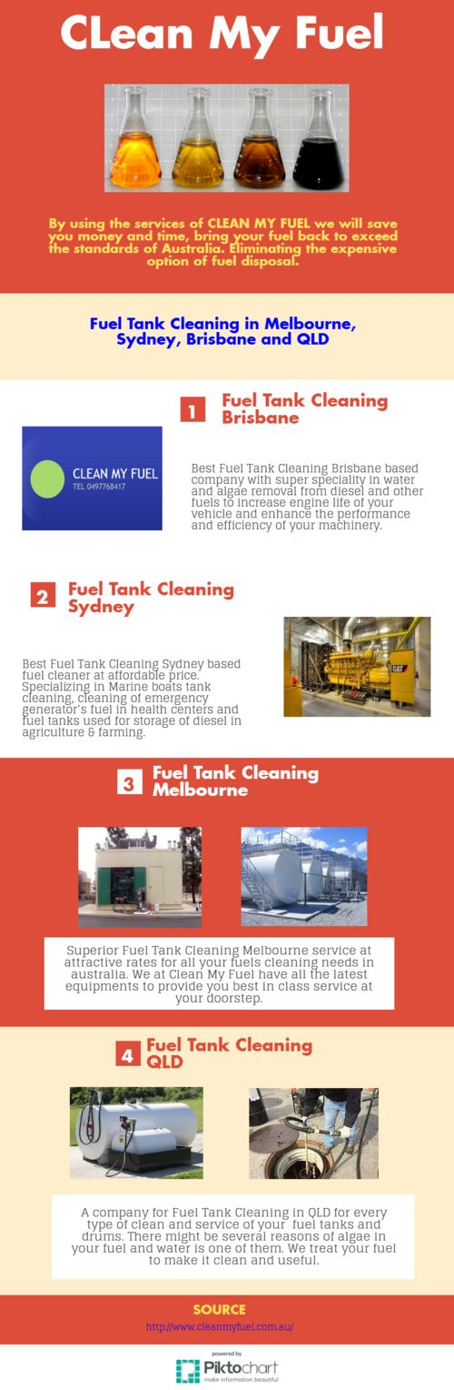 Best Fuel Tank Cleaning Sydney based fuel cleaner at affordable price. Specializing in Marine boats tank cleaning, cleaning of emergency generator's fuel in health centers and fuel tanks used for storage of diesel in agriculture & farming.