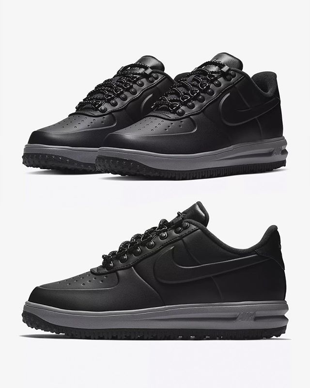 91cab8d17ef7 The NIKE LUNAR FORCE 1 DUCKBOOT LOW are now available... - Hit the ...