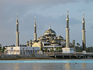 Crystal Mosque - Kuala Terengganu, Malaysia