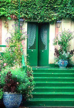 Monet's House, Normandy, France