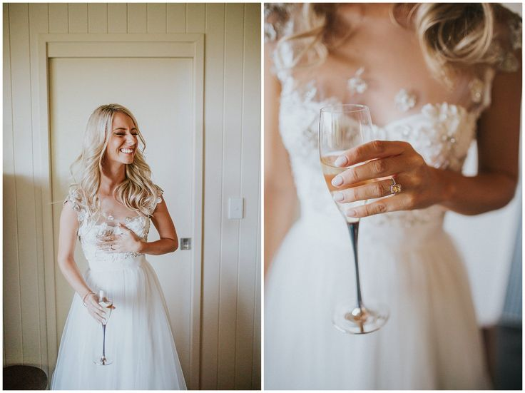 Tahlia + Cody | Sunshine Coast backyard wedding | White Fox Studios
