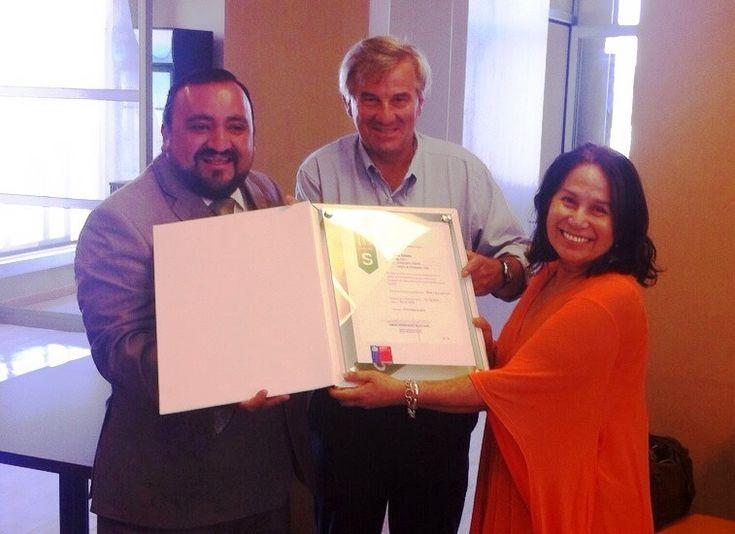 """Chile:""""Sernatur Antofagasta entregó el Sello de Sustentabilidad a hotel en Calama"""""""
