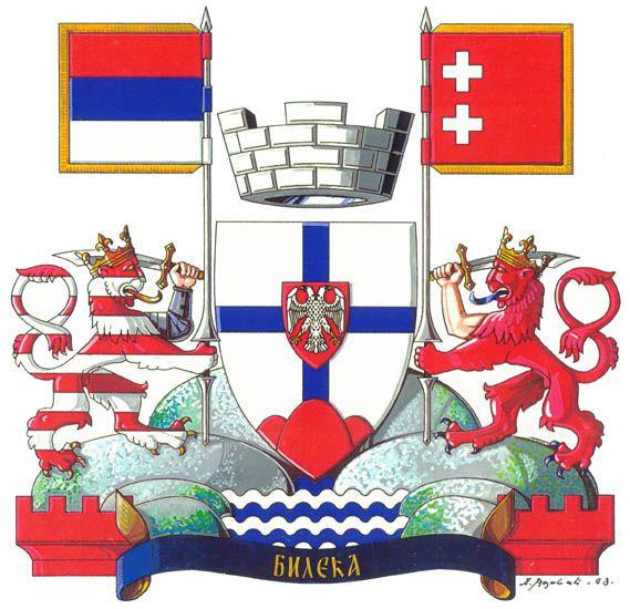 Coat of arms of Bileća