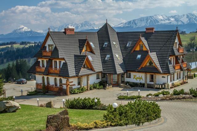 Ośrodek Wypoczynkowy Górski Raj | Ząb 48e, Zakopane