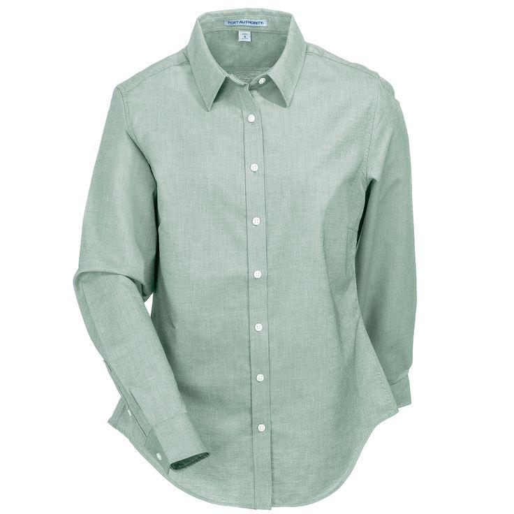 Best 25  Green women's oxford shirts ideas on Pinterest   Oxford ...