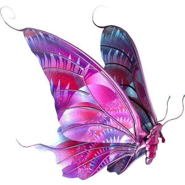 Tubes Papillons 3 Butterfly Butterfly Clip Art Beautiful Butterflies