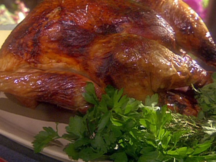 Cajun-Injected Spicy Turkey recipe from Emeril Lagasse via Food Network
