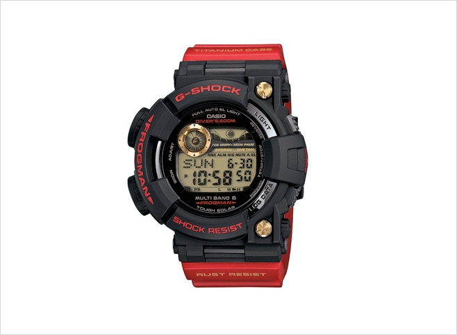 I want....    Casio-G-Shock-Frogman-limited-30th-anniversary