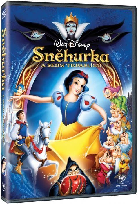 Sněhurka a sedm trpaslíků DVD - 0