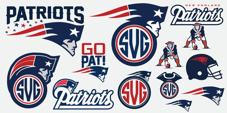 New England Patriots Monogram Cut Files | 12 Designs  You will receive:  ⋆ 12 .SVG files  ⋆ 12 .PNG files  ⋆ 1 DXF file  Join Our Facebook Group for 3 Special Gifts: https://www.facebook.com/groups/svgproclub