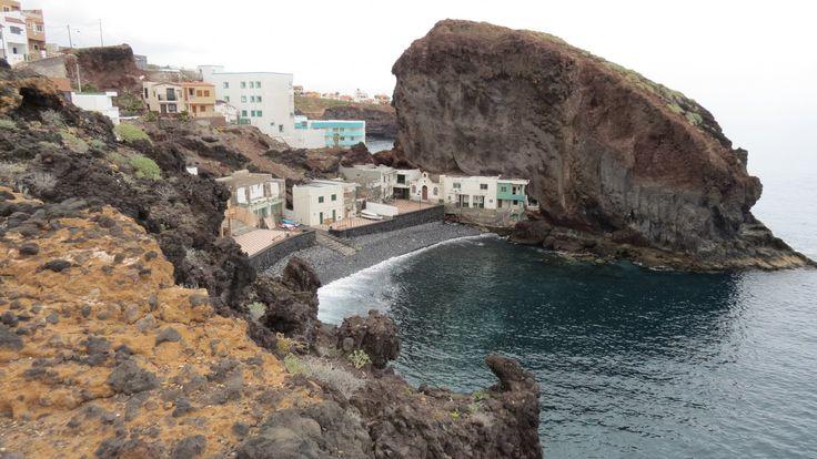 Canary Islands - Tenerife - Playa de Los Roques de Fasnia