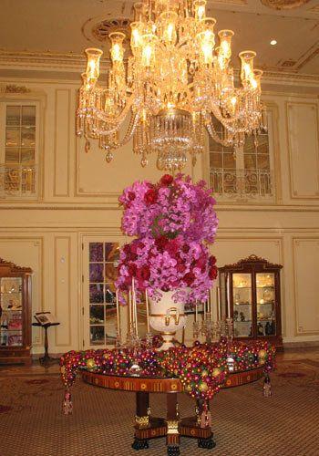 The Plaza Hotel, New York City, NY, USA