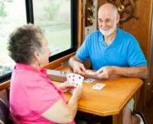Large list of activities for seniors