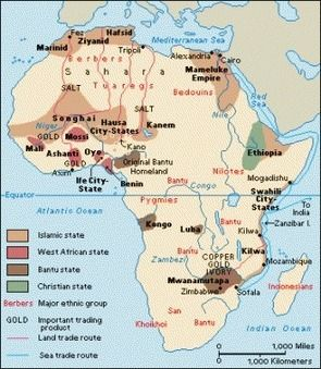 The 36 best world history images on pinterest maps africa map and africa in the 1400s gumiabroncs Image collections