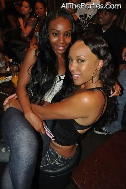 black ebony lesbains
