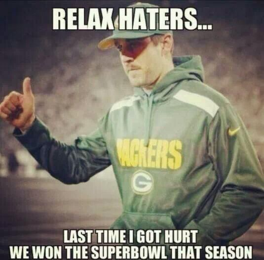 In Case You Haven't Heard, Aaron Rodgers is NOT Gay