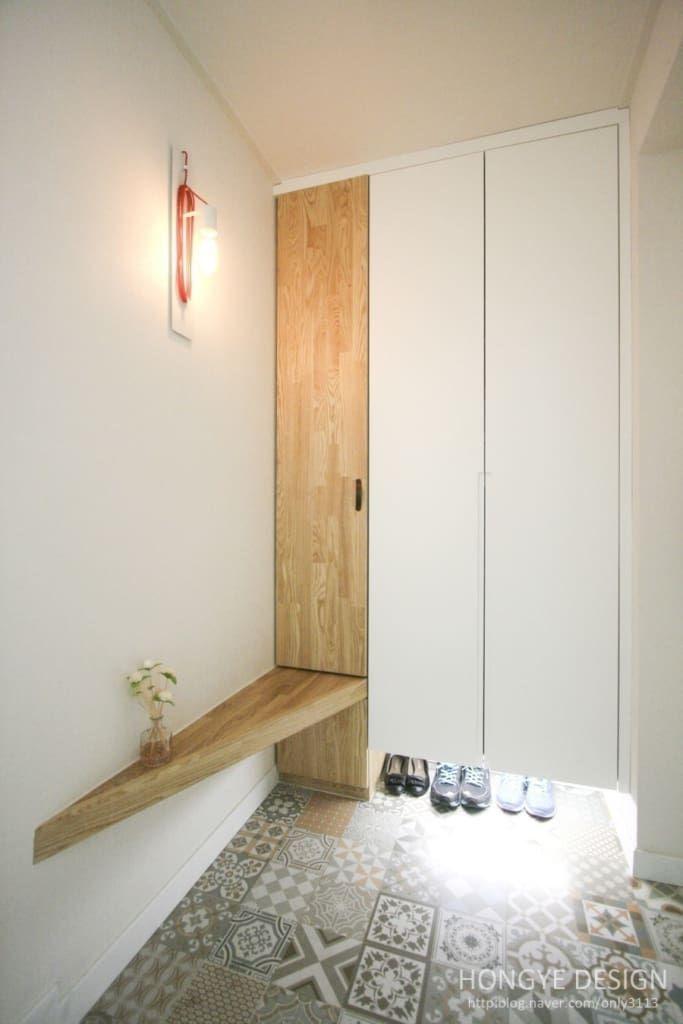 복도 & 현관 디자인 검색: 현관 당신의 집에 가장 적합한 스타일을 찾아 보세요