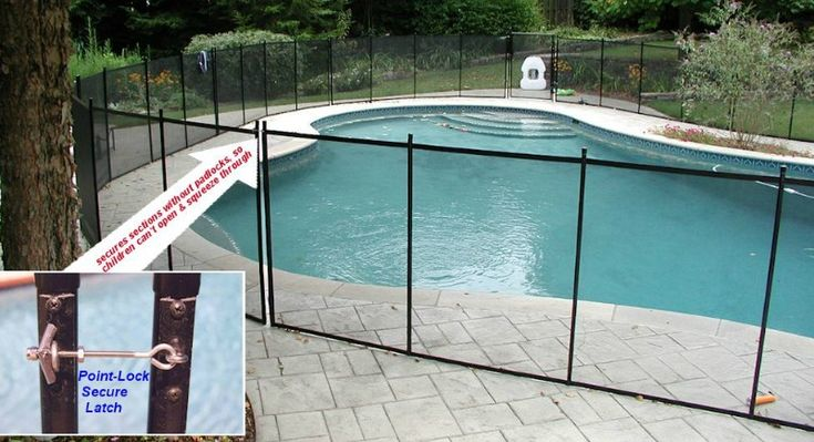 Retractable Pool Fence Get To Know The Hidden Truth And Why You Need It Pool Fence Diy Pool Fence Around Pool
