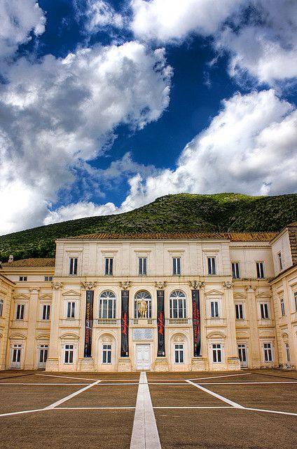 San Leucio (Caserta) Campania, Italy