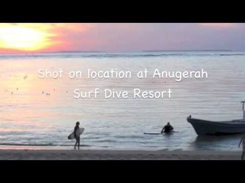 ANUGERAH SURF DIVE RESORT ROTE | Surf Camp Indonesia #surf #surfing #indonesia