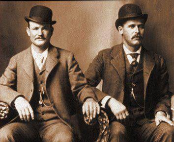 Butch Cassidy & Sundance Kid (Robert Leroy Parker & Harry Alonzo Longabaugh) changed Previously improperly label befor from doc & Wyatt