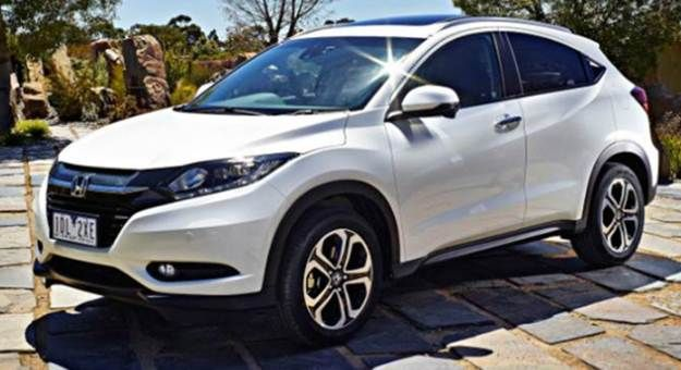 2019 Honda HRV Release Date And Price