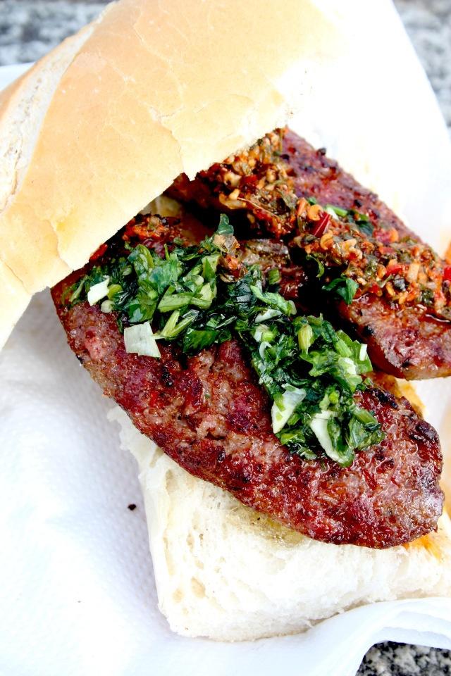My first Argentina chorripan http://myamusedbouche.com/2011/09/23/chorripan-the-great-argentine-street-food/