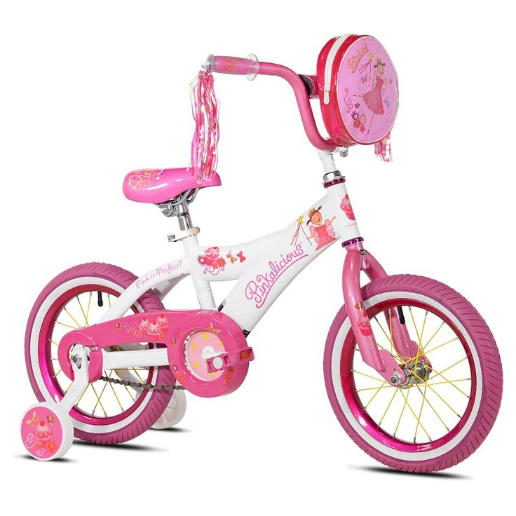 Pinkalicious 14 in. Girls Bike - 61445