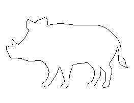 Boar Pattern
