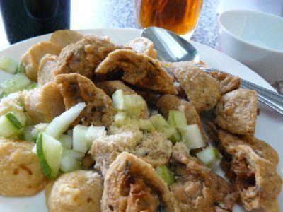 Indonesia Secret Kitchen: Pempek Palembang recipe