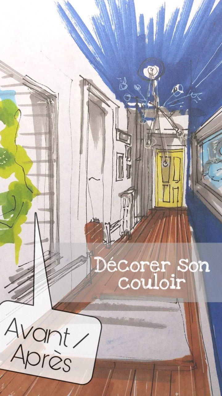 Comment décorer son couloir d\'entrée? découvrez l\'article du ...