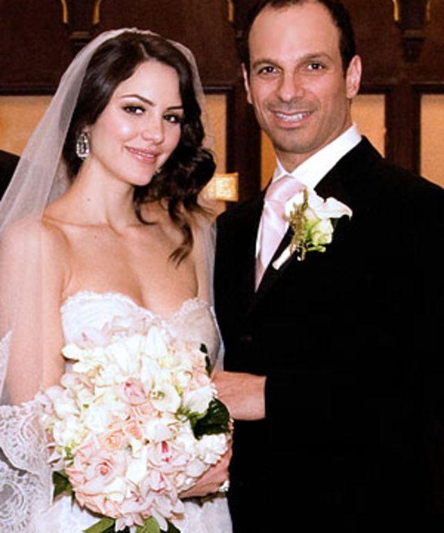 Katherine Mcphee And Nick Cokas 2008 2016 Celebrity Wedding Photos Celebrity Bride Celebrity Weddings