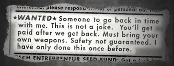 """Safety Not Guaranteed"""