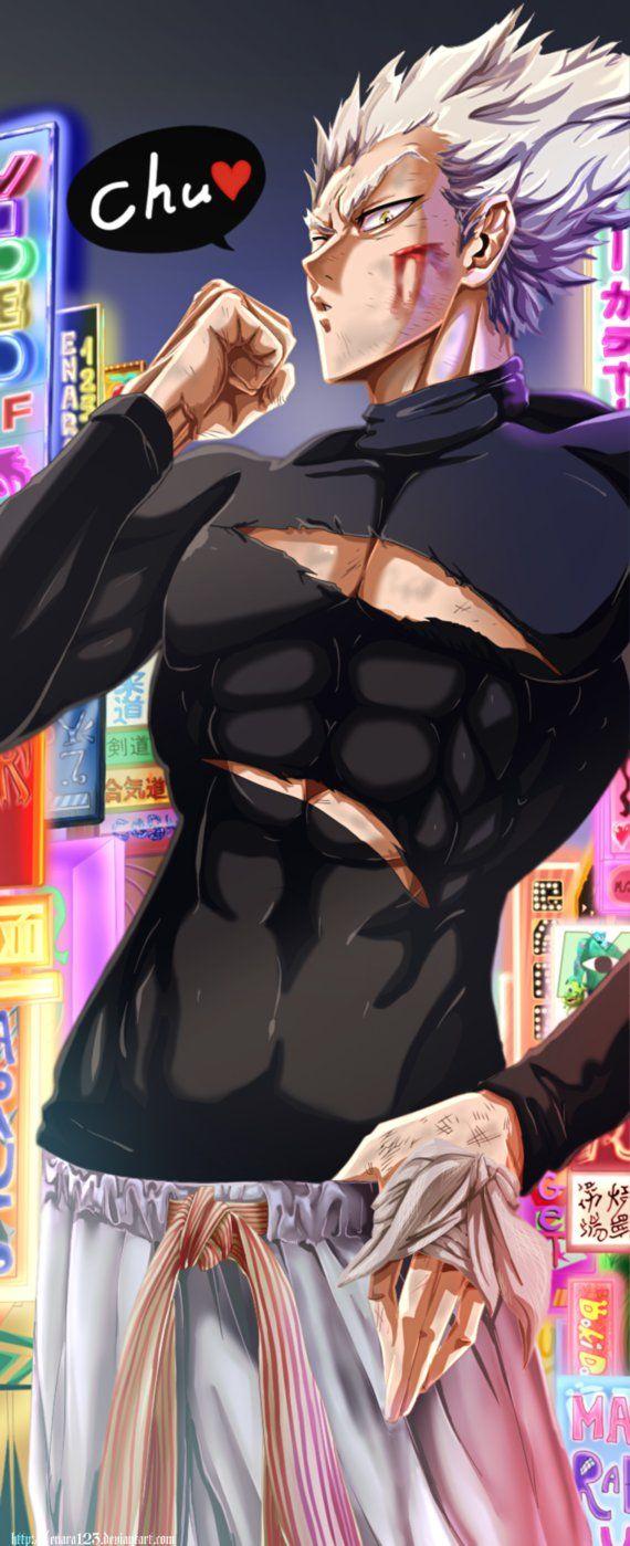 Colored 279 Onepunch man - Garou by Enara123 on DeviantArt