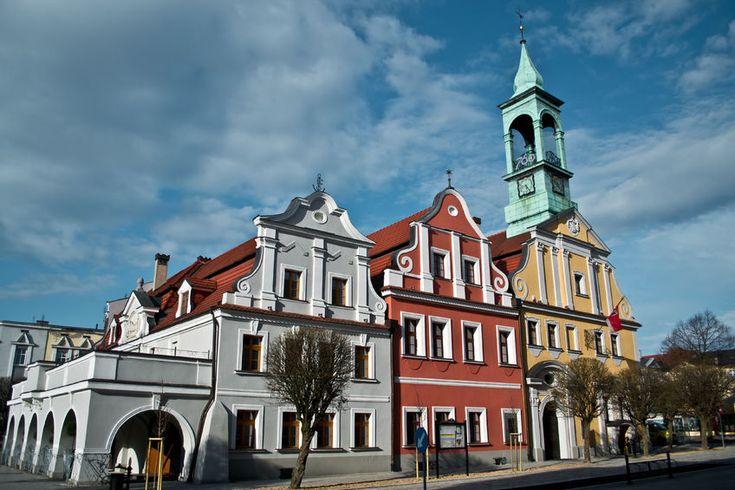 Miasto z otwartą bramą w herbie – zabytki i atrakcje Kluczborka