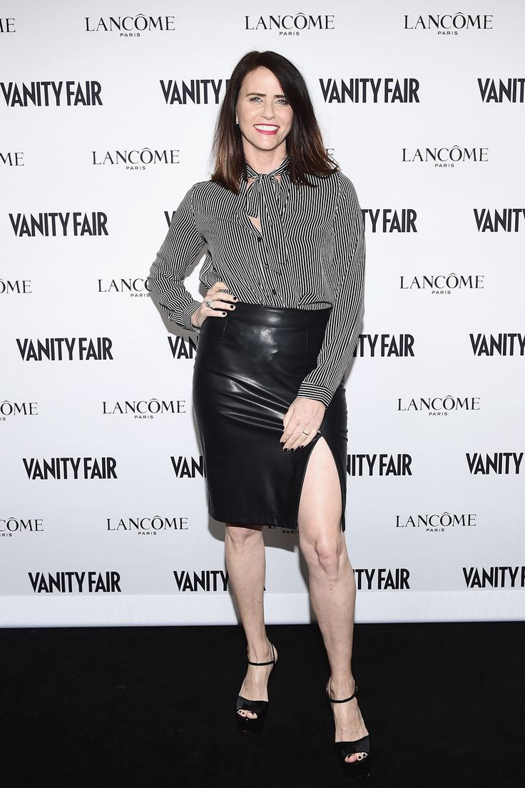 Amy Landecker attends Vanity Fair and Lancome Toast to The Hollywood Issue at Chateau Marmont on February 23, 2017 in Los Angeles, California