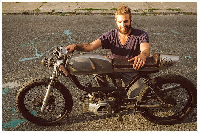 '79 General 5 Star Moped - Rogue Builds - Pipeburn.com