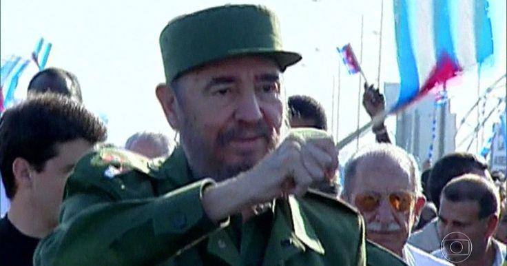 Fantástico mostra trajetória do líder cubano Fidel Castro Reportagem mostra a biografia do ex-presidente cubano desde a infância, passando pela rivalidade com os Estados Unidos chegando até a velhice quando passou o poder para o irmão Raul.