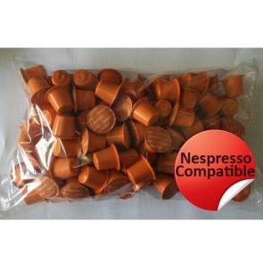 Lungo(100 Compatible Nespresso Capsules )-STRENGTH 10/10