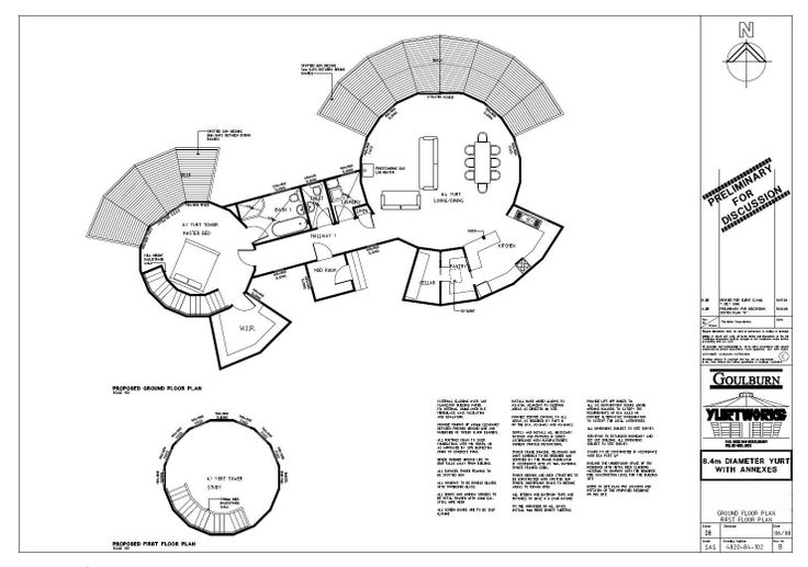 Yurt plan house plans pinterest yurts yurt house Yurt house plans