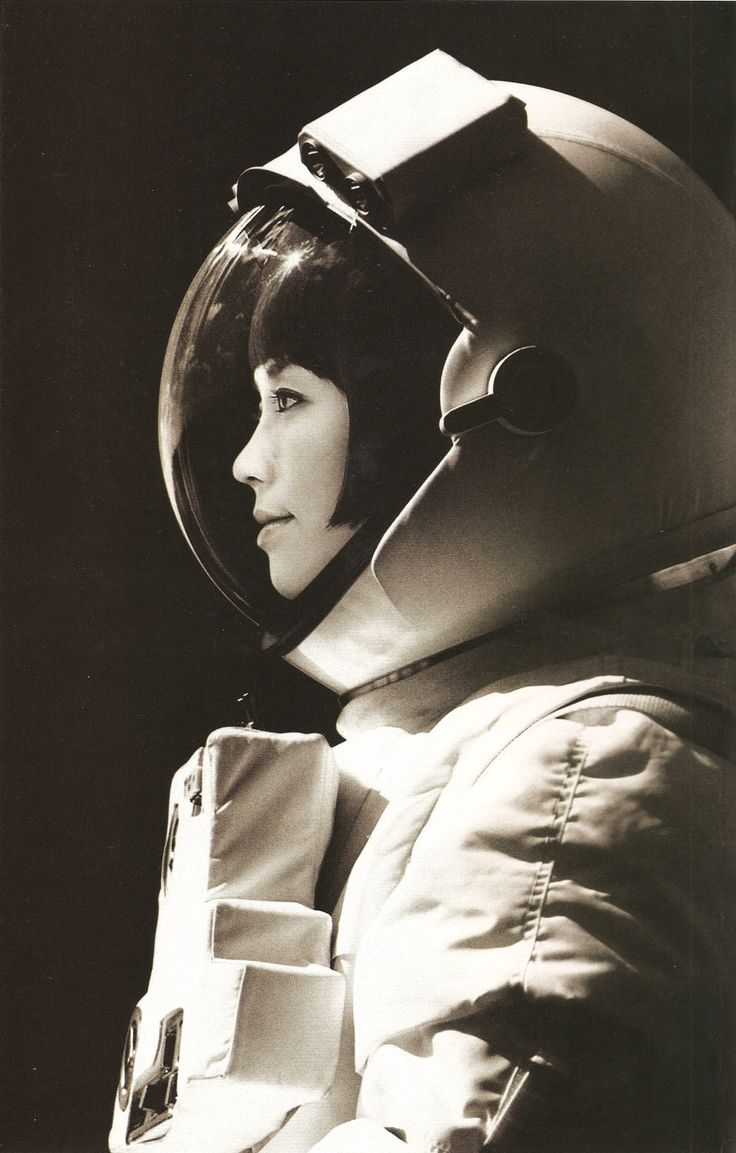 Yoko Kanno. Funny to find someone pinning her when I just recently discovered her too. I am in love with the scores shes done for Cowboy Bebop and GIS SAC.She's like Japans answer to Mark Mothersbaugh.