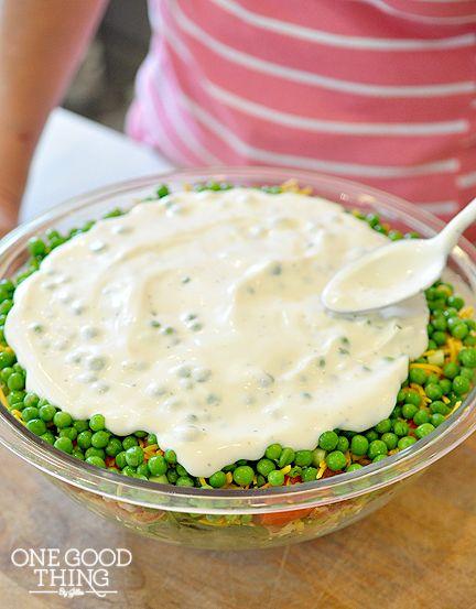 An 80′s Delight – Sarah's Salad!